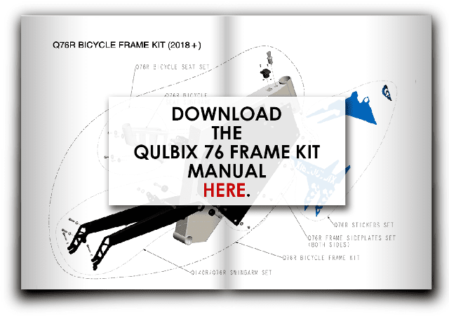 Qulbix DIY Frame Kit Manuals